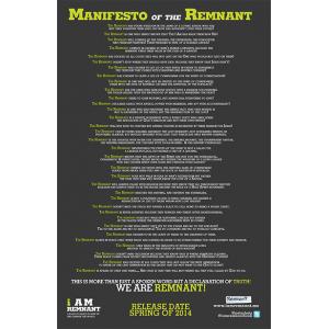 I Am Remnant Poster